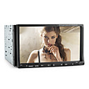 7 pollici 2DIN auto lettore dvd in tv pip gps interfaccia 3D