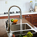 Sprinkle® by Lightinthebox - Contemporary Solid Brass Pull Down Kitchen Faucet (Chrome Finish)