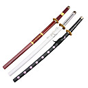 Cosplay Sword  Inspired by One Piece Roronoa Zoro New Santoryu s(Sandai Kitetsu/Wado Ichimonji/Shuusui)