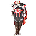 traje de cosplay inspirado en Assassins Creed ezio edicin negro negro
