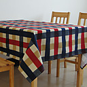 Print Plaid Cotton Table Cloths
