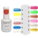 UV Gel Cute Nail Art Nail Polish (15ml,1 Bottle)