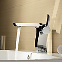 Sprinkle by Lightinthebox - Single Handle Centerset Solid Brass Bathroom Sink Faucet-Chrome Finish
