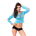 Damen Super Sexy Cracks Design Top (Lnge: 42cm Bste :86-102cm Taille :58-79)