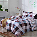 Adam Print Full 4-Piece Duvet Cover Set