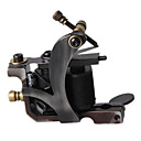 Cast Iron Tattoo Machine Gun For Shader