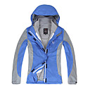 Langzuyoudang Women's Windproof And Waterproof Detachable Jacket For Climbing