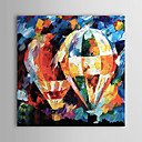 Hand Painted Oil Painting Abstract 1303-AB0332