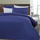 3PCS Castro Mini Circle Woven Twin/Queen/King Duvet Cover Set
