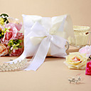 Grace Wedding Ring Pillow With Ribbon Bow