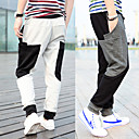Men's Colorblock Harem Pant