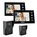"7""TFT Video Door Phone , with SD Card Picture Record,Taking Photo (2 Camera To 2 Monitor)"