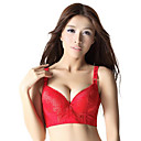 Women's Red Thin Adjusatable Bra