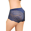 Women's Sexy Large Size High Rise Lace Panties(Waist:60-80cm,Hip:100cm)