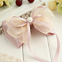 Women's Sweet Pink Lace Bow Hair Clip