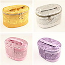1PCS Cosmetic Makeup Pouch Portable Case Bag with Mirrors Butterfly (Assorted Colors)