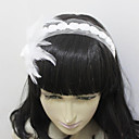 Beautiful Alloy/Feather Wedding Headbands