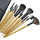 12PCS High Quality Professional Cosmetic Brush Set