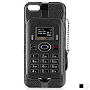 Double Frequency Mini Mobile Phone with Cover for iPhone5