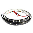 LED Light Strip 90cm, Rood / Wit / Blauw