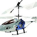 3CH RC Helikopter Legierung Krper mit Infrarot-Funk-Fernbedienung Hubschrauber Indoor-Spielzeug