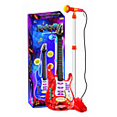 (Kid's Guitar Toy) Multi-function Mini Electronic Guitar with Strap/Headphone