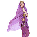 Dancewear Chiffon Belly Dance Veils For Ladies More Colors