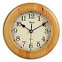 Clsico reloj de pared Negrita
