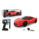 Environmental ABS High-speed Remote Control Car 102 With Soft Car Shell