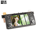 DVD del coche para BMW 3 series E46 2002-2005 con SRS WOW HD audio