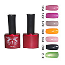 Natural Pure Color Nail UV Color Gel No.145-151 (12ml, 1PCS)