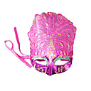 Colorful Painting Peaflow Half Face Party Mask