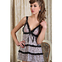 Fashion Ruffle femminile Straped Babydoll