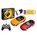 1:16 Emulation RC Charging Four-way  Remote Control Toy Car(Various/Random Color)