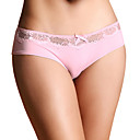 Lace-trim Confortable Underwear
