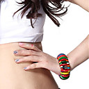 Performance Dancewear Multicolor Belly Dance Bracelet For Ladies