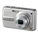 Panasonic FX50 Digitalkamera (Silber)