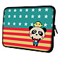 "USA Panda 7"" 10"" Protective Sleeve Case for P3100/P6800/P5100/N8000/Microsoft Surface"