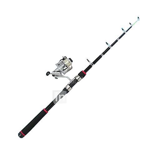 cartoon fishing rod. 2.1m Marine Fish Pole Extend
